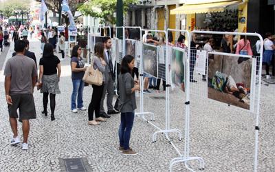 Fetracoop promove mostra fotográfica dos ODS em Curitiba