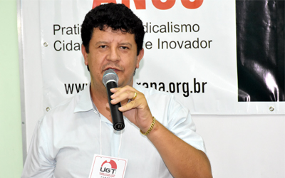 Fetracoop  integra a diretoria da UGT-PARANÁ